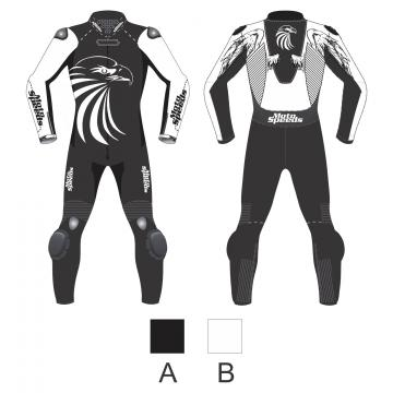 Motorcycle Leather Riding Suits