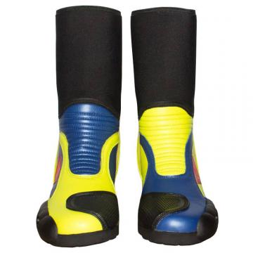 Valentino Rossi Motorcycle Race Boots 2014