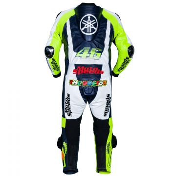 Valentino Rossi VR46 Leather Suit Yamaha