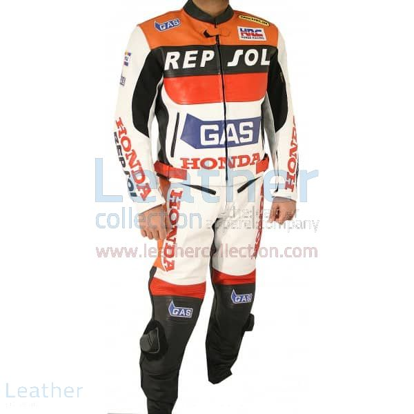 Gas Leather Suit