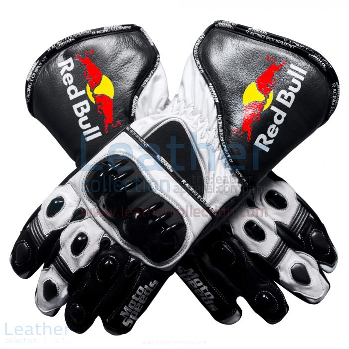 Red Bull Motorcycle Gloves