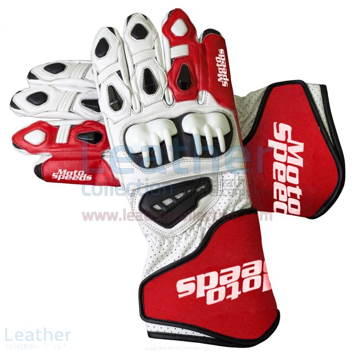 Red And White Gloves 2015