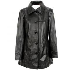 Leather Coat For Women