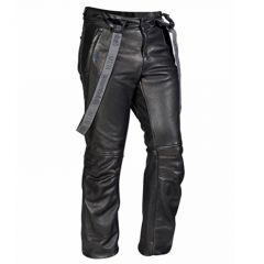Black Casual Pants Front View