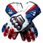 BMW Motorcycle Gloves upper view