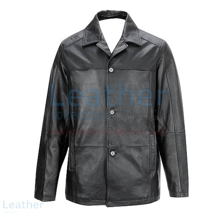 Are leather coats still in style?